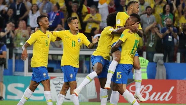 Spasiba, Sochi: Сборная Бразилии попрощалась с базой в Сочи