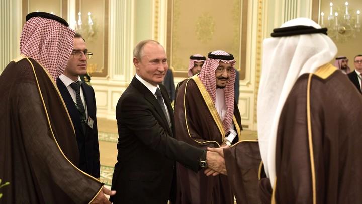 Все будут с ужасом ждать, какую страну Путин следующей посетит: В визите президента РФ на Ближний Восток заподозрили неладное