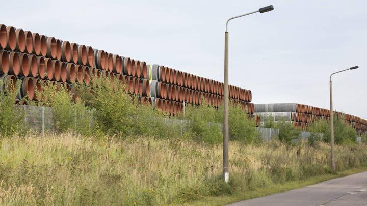 В полупустом Сейме Литвы поставили ультиматум Германии: Отказаться от Северного потока - 2