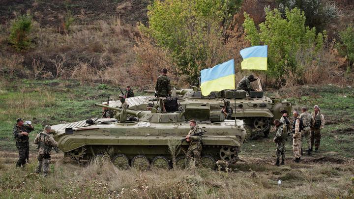 Попытка № 3: Украинские диверсанты снова подорвались на своём минном поле
