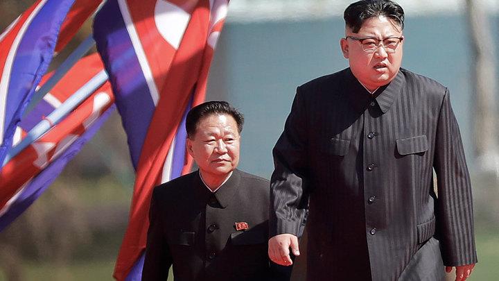 Кузькина мать Ким Чен Ына