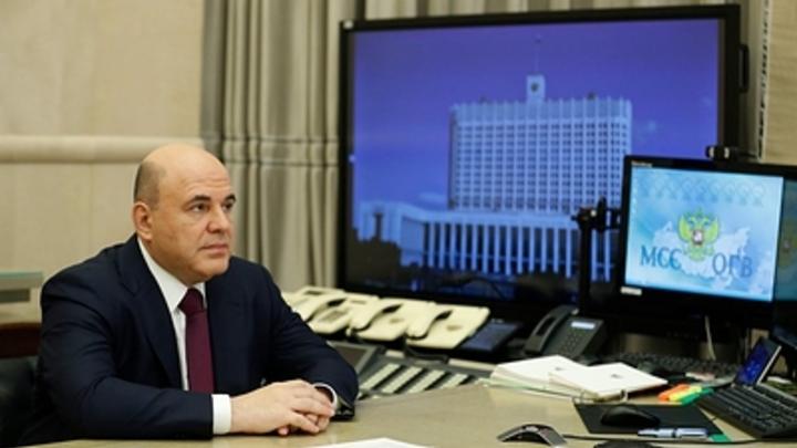 Мишустин разрешил ездить на поездах в Минск и летать в Баку и Ереван