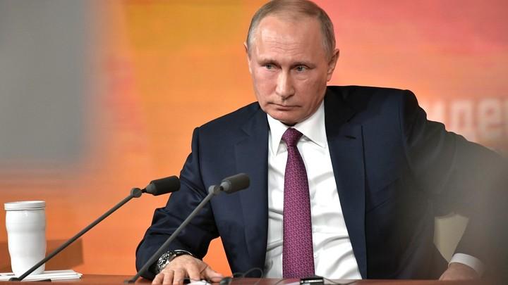Путину хватило секунды, чтобы оценить работу правительства Медведева