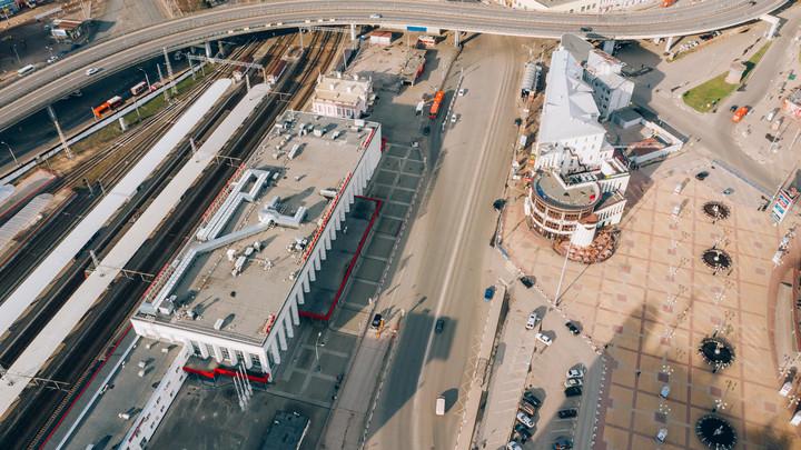 Площадь Революции в Нижнем Новгороде благоустроят до 30 ноября 2021 года