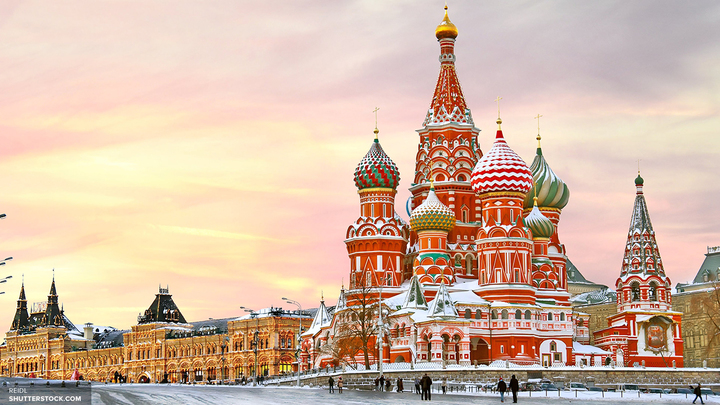 ФСО до утра закрыла Красную площадь