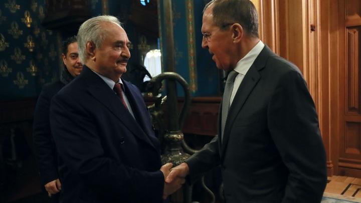 Хафтар взял тайм-аут на двое суток: Ливийский маршал решил обсудить с союзниками итоги переговоров в Москве
