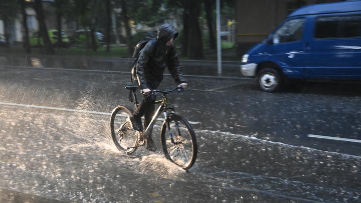 На следующей неделе в Новосибирске ожидается похолодание до +7 градусов