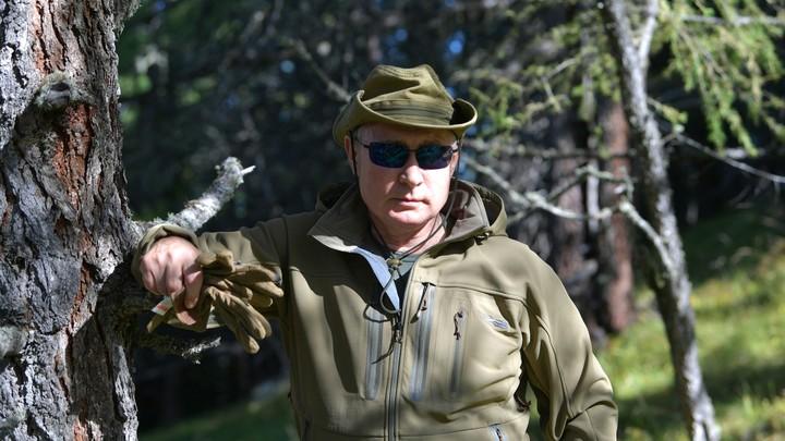 Страна необъятна и красива: Песков - о предпочтениях Путина при выборе мест для отдыха