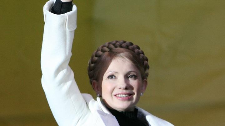 Тимошенко готова отправить Порошенко сначала в отставку, а затем - в тюрьму