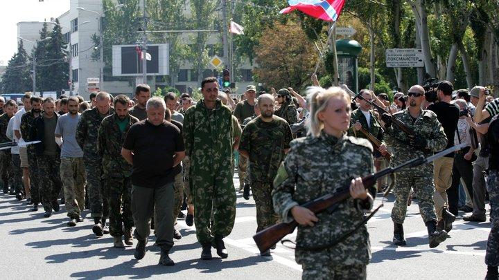 Власти ДНР передали для отбывания наказания на Украине 19 осужденных