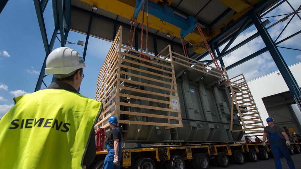 В Siemens уточнили, к кому предъявляют претензии по турбинам