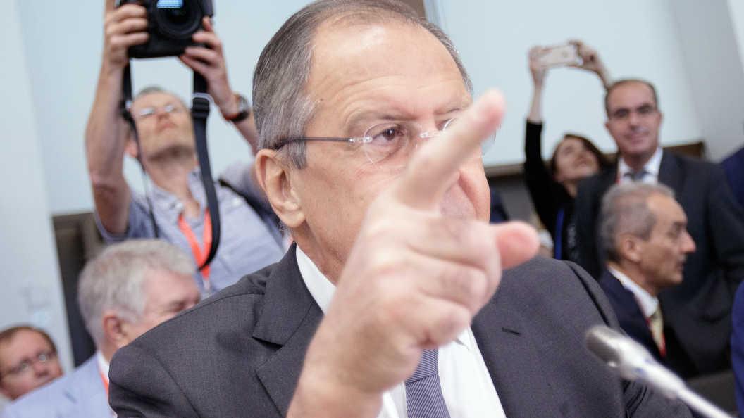 Лавров поставил диагноз параноидальная русофобия американским чиновникам