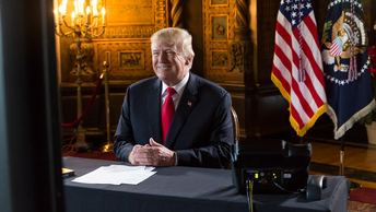 Заборы Трампа: Американцы смастерили восемь макетов стены для защиты от Мексики