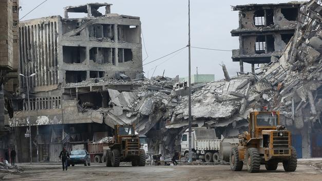 Трупный запах и развалины: Во что превратился Мосул после бомбежек США