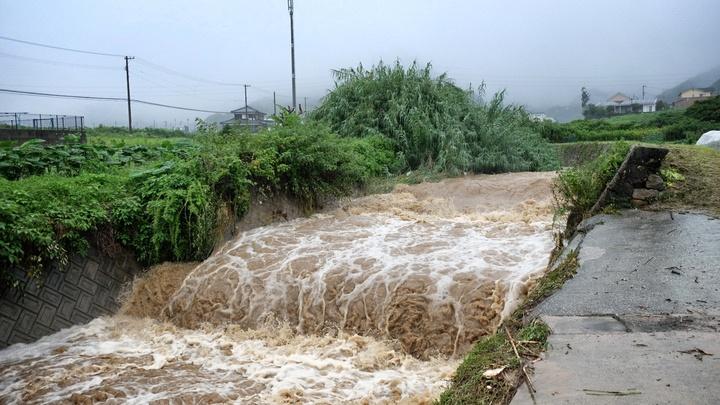 Наводнение в Японии вмешалось в проведение саммита ЕС