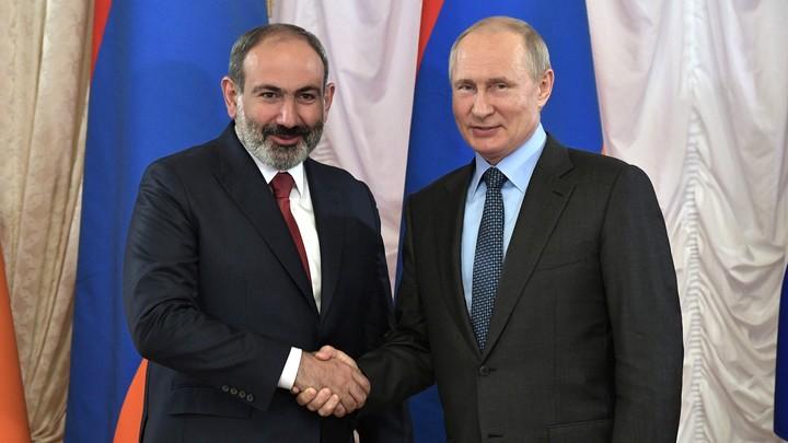Надеемся получить кое-что немаленькое: Глава Армении о поставках оружия из России