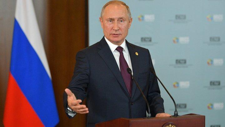 Какие отношения: Путин рассказал о своём впечатлении о Зеленском