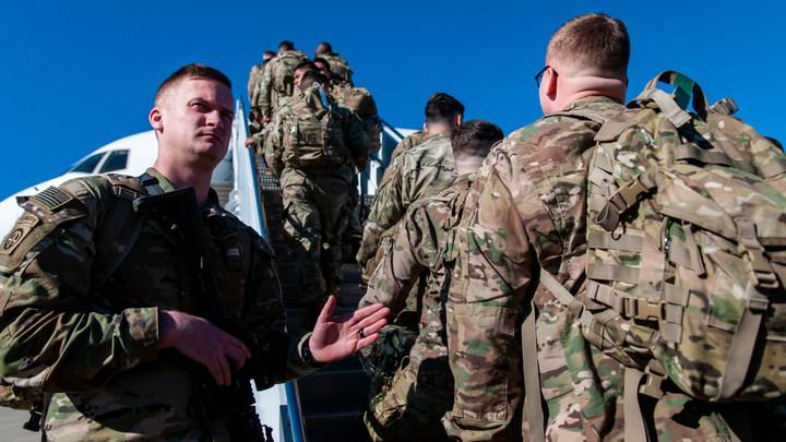 Ещё наших обвиняют в чём-то: В МИД раскрыли секрет Полишинеля об американцах в Афганистане