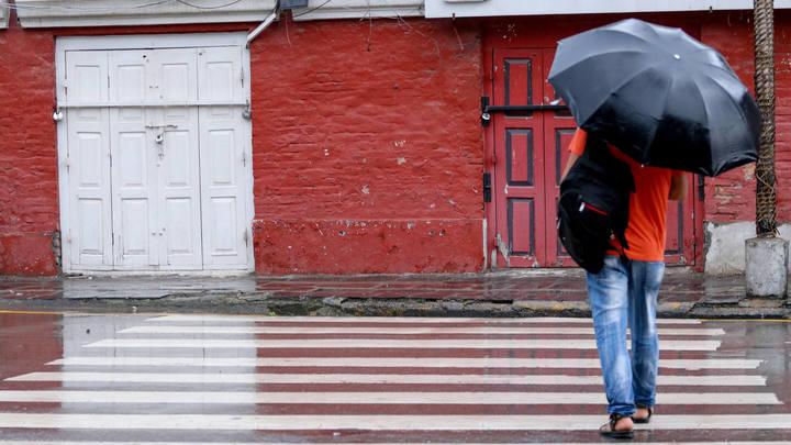 МЧС предупредило новосибирцев о дождях и грозах в июле