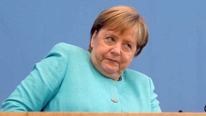 Меркель поймала Россию на слове