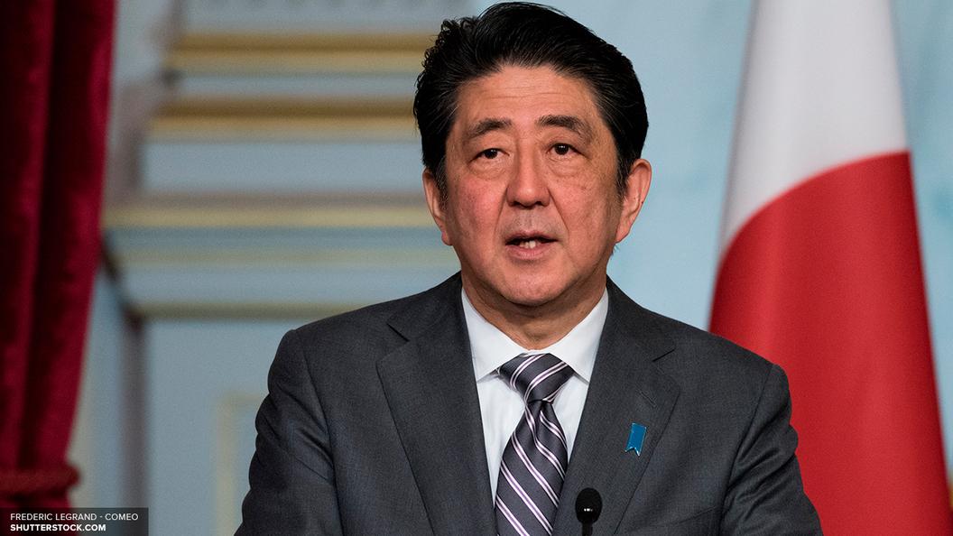 Абэ выразил желание идти рука об руку с Путиным к заключению мирного договора
