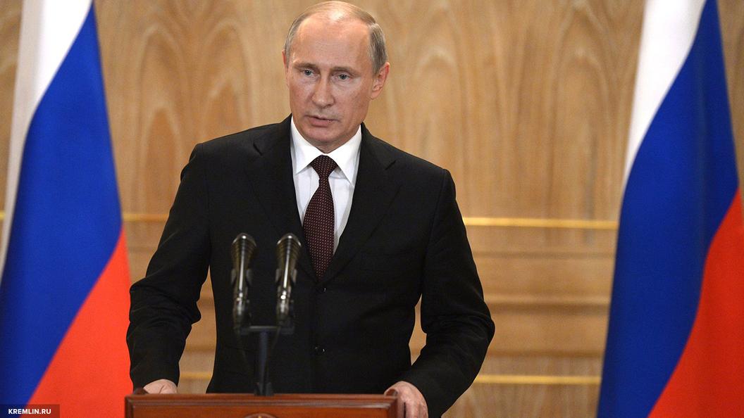 Путин рассказал, каким будет рост ВВП России к 2020 году