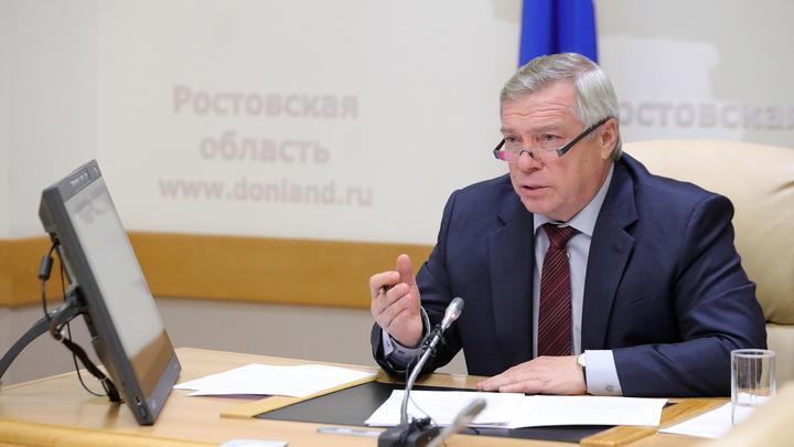 Это сильно настораживает: Голубев высказался о высокой смертности от COVID-19 в Ростовской области