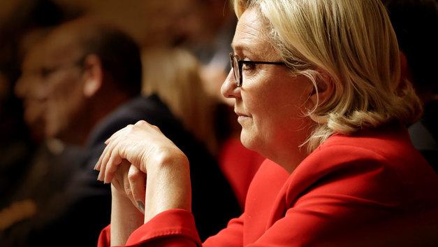 Свобода после Франции. Марин Ле Пен лишили парламентского иммунитета
