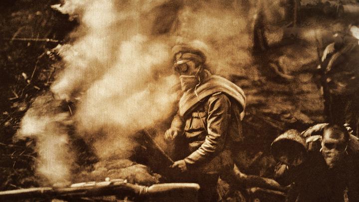 Как «атака мертвецов» спасла честь России в Первой мировой войне