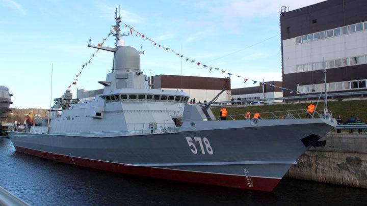 Ещё один безжалостный «паучок» выращен для русского флота
