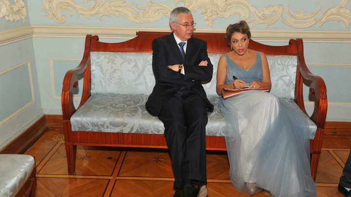 Помотаю с разводом, а там и концы отдаст: Рынска подробно описывала семейные конфликты между Малашенко и его бывшей