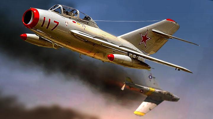 Как Тузик грелку: Советские лётчики «порвали» американцев в небе Кореи и спасли Родину