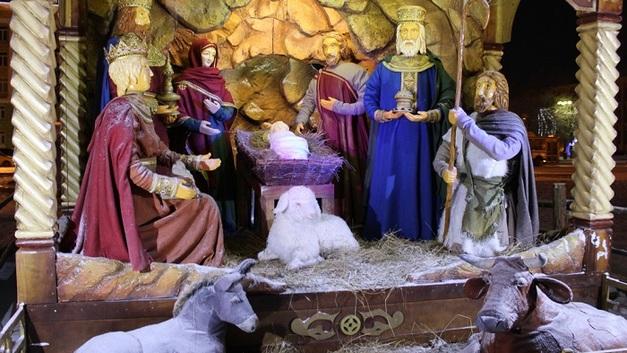 Протоиерей Андрей Ткачёв: С нами Бог! Светлый праздник Рождества Христова