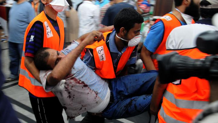 В результате столкновения поездов в Египте погибли 10 человек