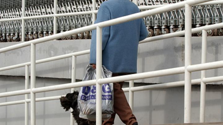 Назад в СССР: Экотренер предложил ходить с авоськами, но не запрещать пластиковые пакеты
