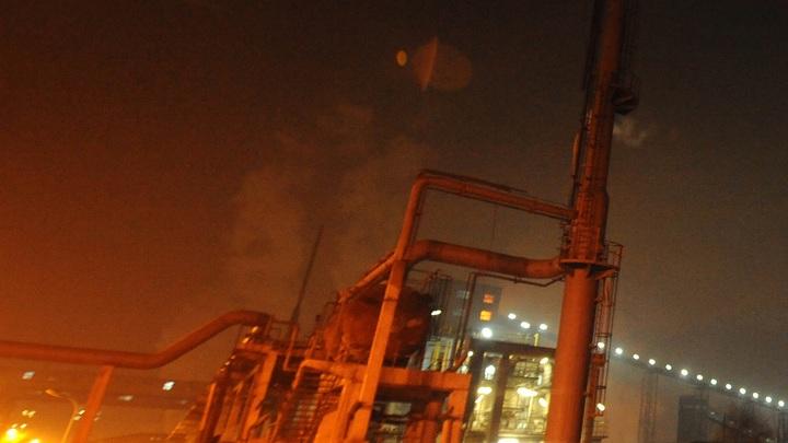 Два человека пострадали в результате утечки химикатов в Германии