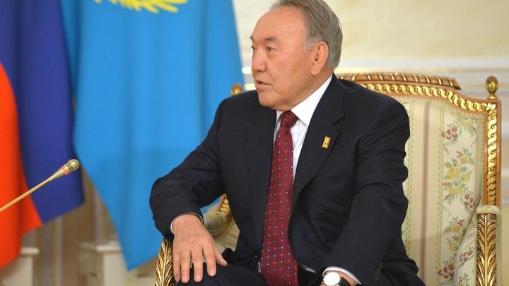 Назарбаев, отвечая на вопрос о памятнике, процитировал Марка Аврелия