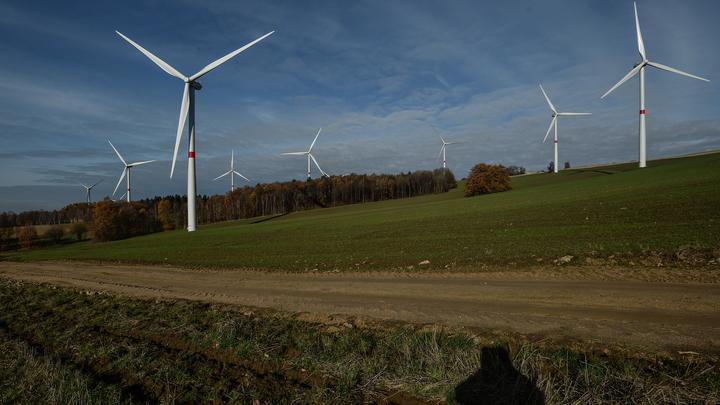 В Азове на месте казино построят комплекс ветряных электростанций