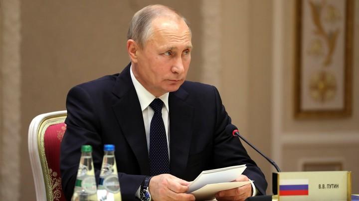 Путин - лидер мира: В соцсетях одобрили выдвижение Путина в президенты
