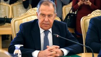 В МИД России раскрыли, о чем говорил по телефону Лавров с коллегой из Франции