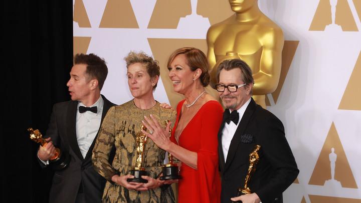 Похитителя Оскара актрисы Макдорманд вычислили и арестовали