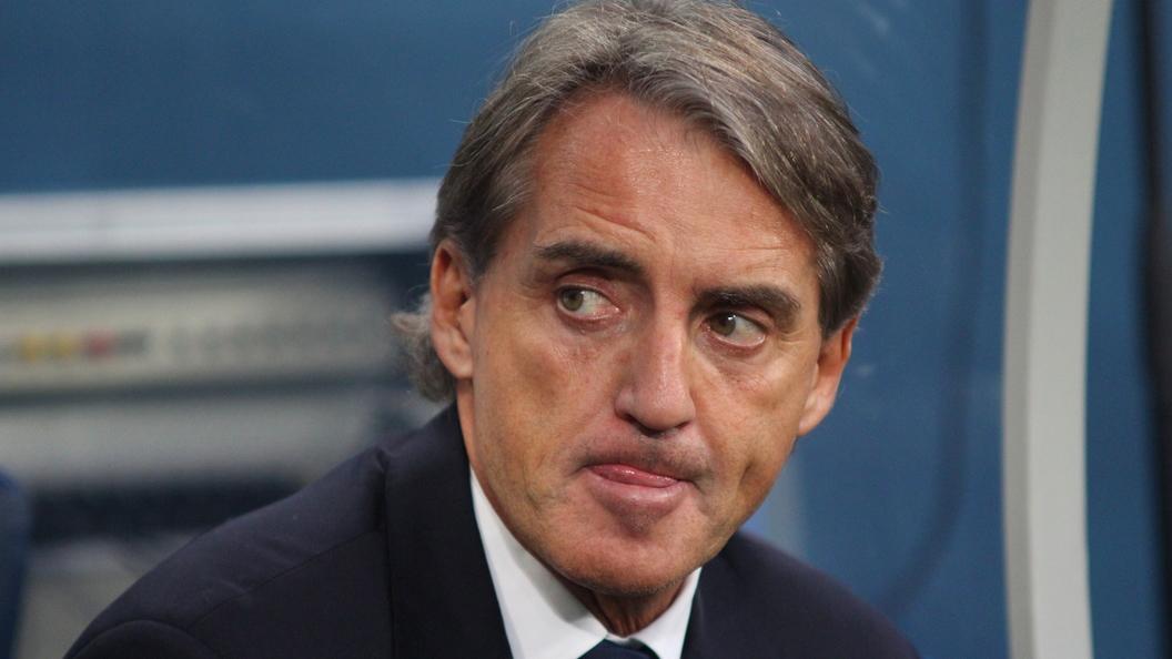Манчини может дебютировать напосту основного тренера сборной Италии 28мая