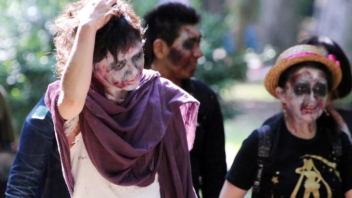Американцев полчаса пугали зомби-апокалипсисом