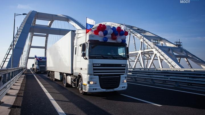 Крымский мост оставил без работы паромную переправу