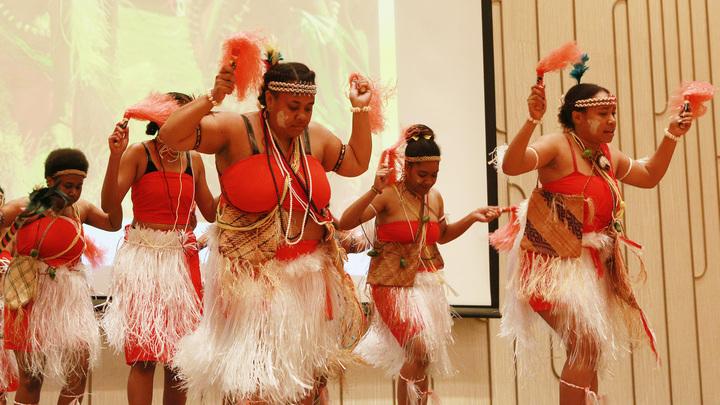 В Православие всем кланом: Жители Папуа - Новой Гвинеи обратились с просьбой к Патриарху Кириллу