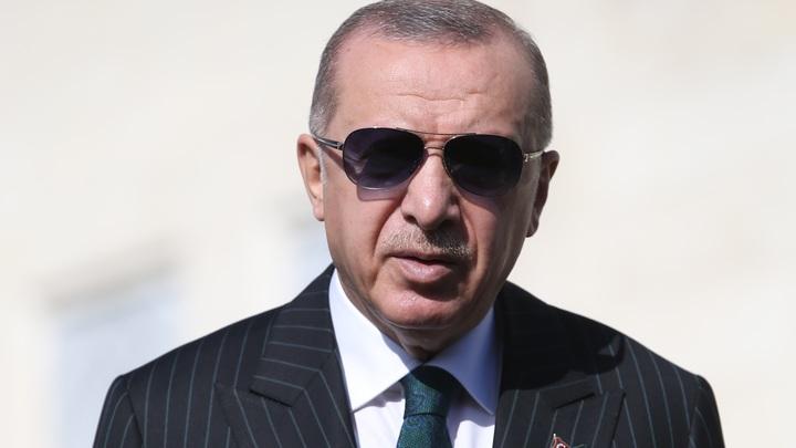 Макрона объявили угрозой нацбезопасности Турции: Эрдоган призвал Европу принять меры