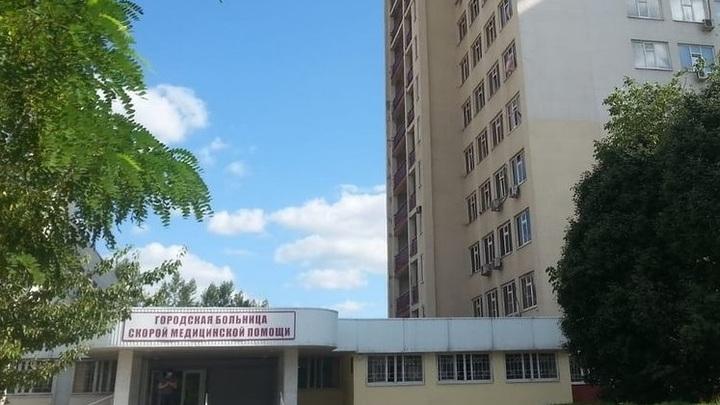 Пострадавших при взрыве на химкомбинате в Каменске эвакуировали в Ростов-на-Дону