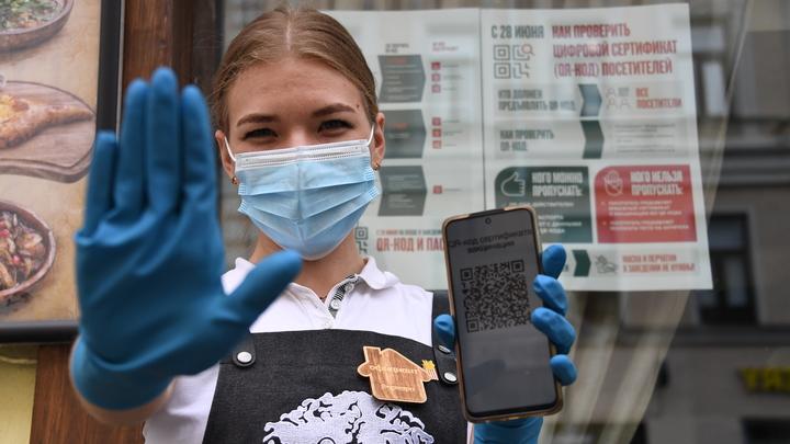 С 15 октября во Владимирской области могут снова ввести QR-коды для клиентов общепита