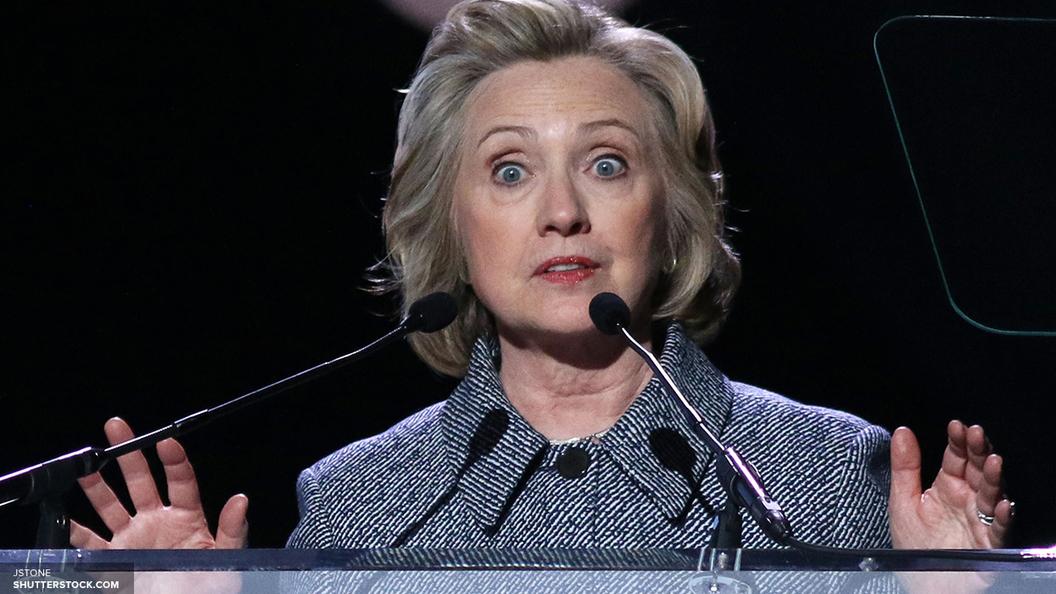 Клинтон перед дебатами наняла артиста , чтобы репетировать объятия сТрампом