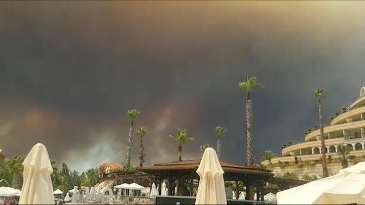 Здесь уверены, что это поджоги: Новосибирцы рассказали о ситуации с пожарами в Турции